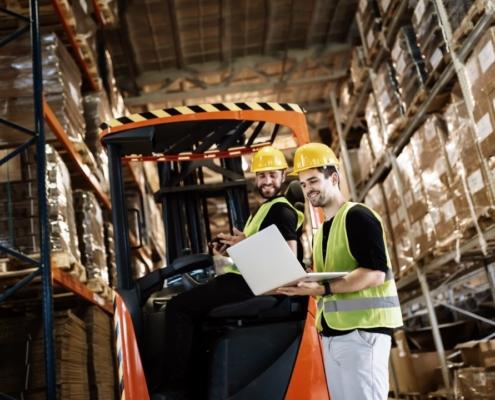 logistics employees lpc